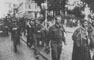 Dieppe: POWs captured at Dieppe