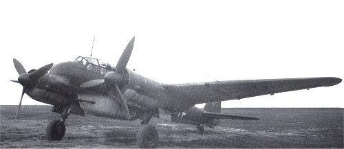 Junkers Ju 88p 3