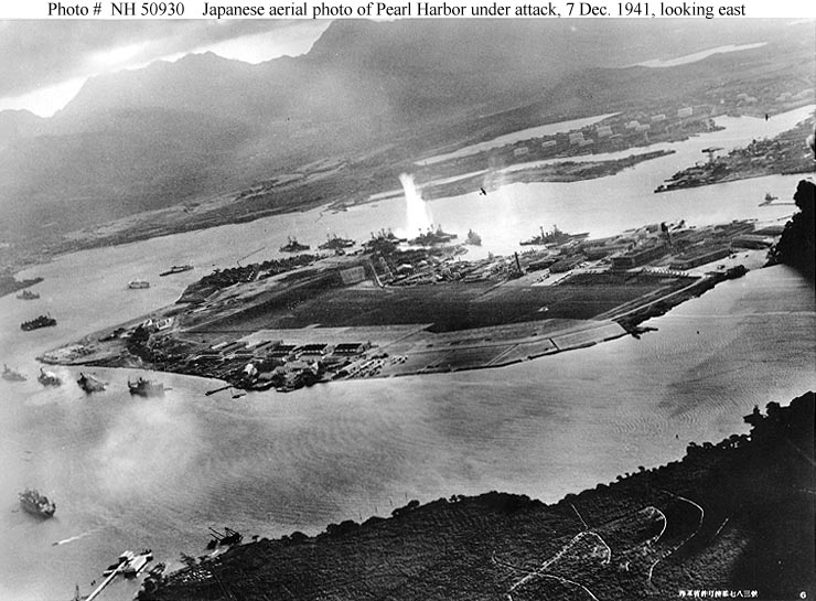 Pearl Harbor: The Day of ...