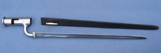 Picture of the Brown Bess Bayonet