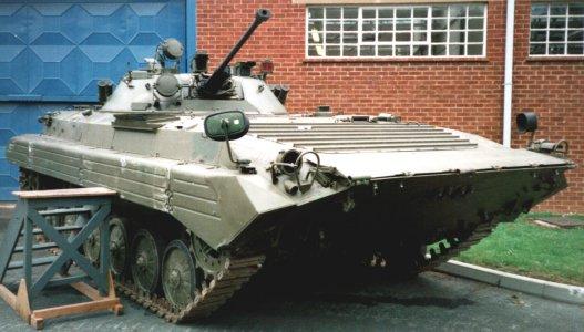苏联БМП-2(BMP-2)步兵战车
