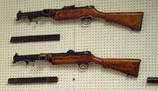 Lanchester Sub-Machinegun