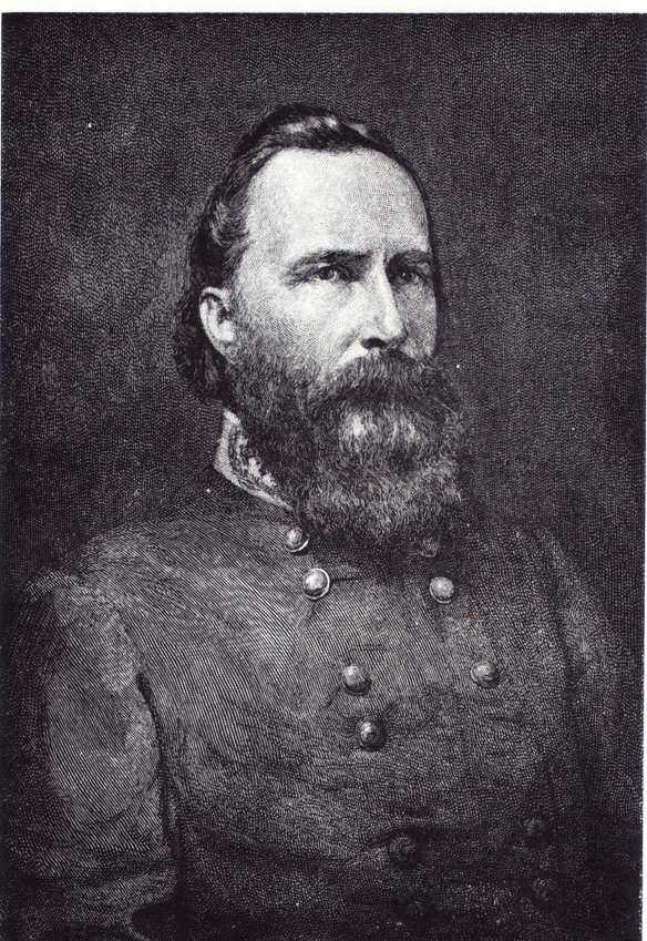 James longstreet 1821 1904
