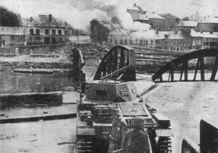 chars allemands Panzer_II_france