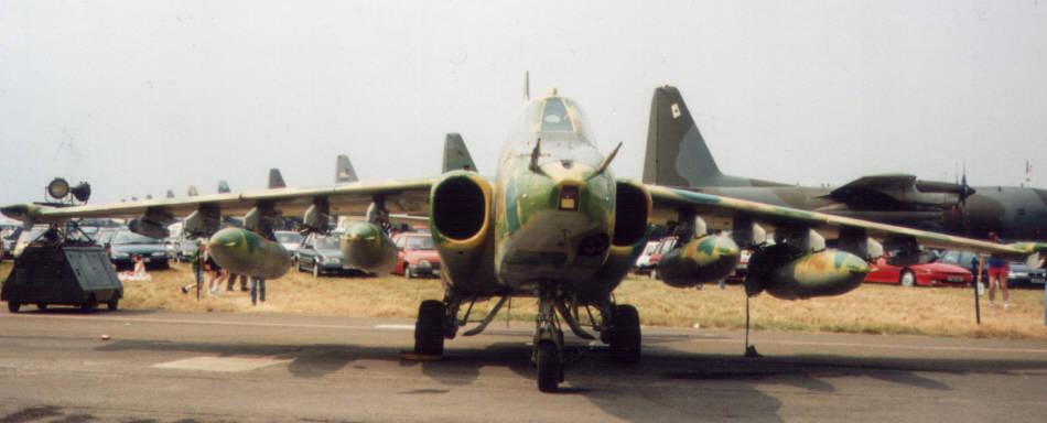Sukhoi Su 25 Frogfoot 2 Of 6