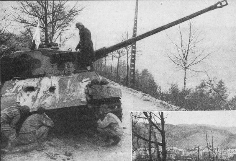 Tiger Ii With Henschel Turret