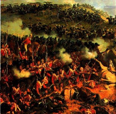 History Battle of Waterloo Battle of Waterloo by Felix