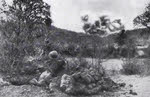 Air Attack on Japanese on Mount Popa, Burma
