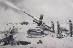 4.5in gun Mark 2, El Alamein, 1942