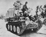 Panzerjager 38(t) fur 7.5cm PAK 40, ausf M (Marder III) from the Front