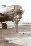 B-17G 'Tondalayo' of 406th B.S.