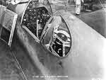 Camera Behind Pilot's Seat, North American F-6