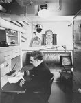 Supply Officer's Stateroom, USS Brooklyn (CL-40)