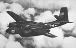 Douglas A-26B Invader from the Left