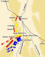 Battle of Albuera, 16 May 1811: Before the battle