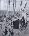 Australian Dug-out near Numa Numa, Bougainville