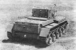 Rear view of Cromwell Mk.I