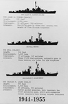 Destroyer Evolution 1944-1955