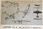 Dornier Do 17 in RAF Identification Guide.