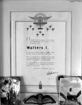 Dutch Certificate of Thanks for members of No.322 Squadron, RAF