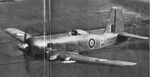 Blackburn Firebrand TF.III from the left