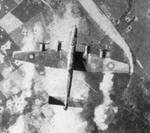 Handley Page Halifax seen from above