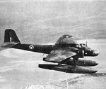 Heinkel He 115 from the right