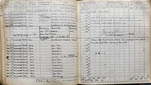 Ian Walter's Logbook, No.322 Squadron, April 1945 (Full Page)