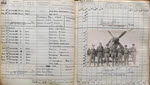 Ian Walter's Logbook, No.322 Squadron, May-June 1945 (Full Page)