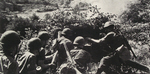 Italian Gunners on Allied side, Cassino Front