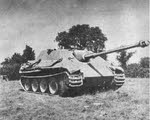 Jagdpanther from front-right