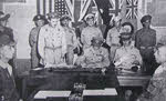 The Japanese Surrender on Bougainville