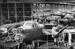 Avro Lancaster under Construction