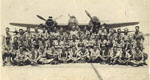 Personnel of No.42 Squadron with Beaufighter