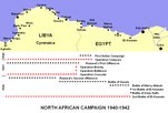 North African Campaign, 1940-1942