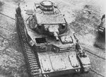 Panzer IV ausf D from above