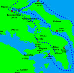 Battles of the Persian Invasions of Greece