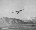Piper L-4 Grasshopper over the Volturno river Italy