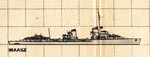 US Plan of 1934 Type Destroyer (Germany)