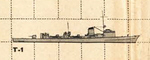 US Plan of 1935 Type Torpedo Boat (Germany)