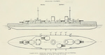 Plans of Moltke Class Battlecruisers