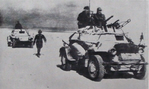 Sd Kfz 222 Armoured Car, Tripoli, 1941