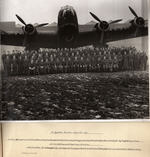 Aircrew of No.15 Squadron in front of Short Stirling I, December 1941