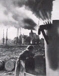 Smoke Generators west of the Rhine, March 1945
