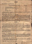 Summons for Medical, 12 December 1940 - Back