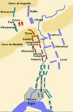 Talavera Campaign 28 July 1809